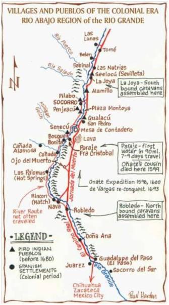 Mapa Harden