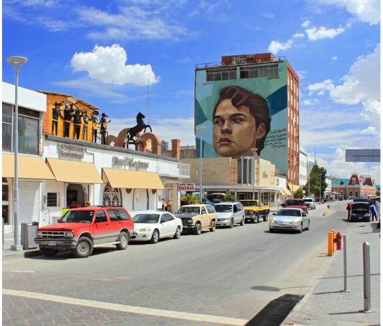 21 Juanga Mural