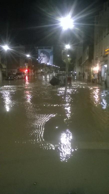 89 Inundación av Juárez