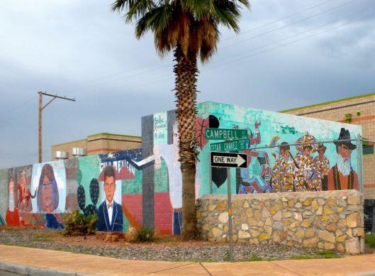 91 Segundo Barrio murales