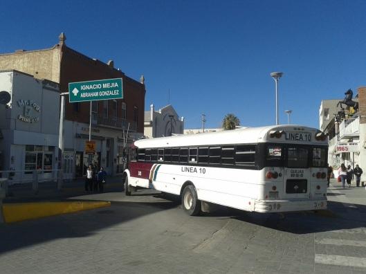 103 Ruta Juárez