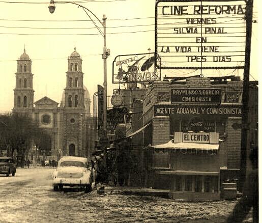 110 Cine reforma