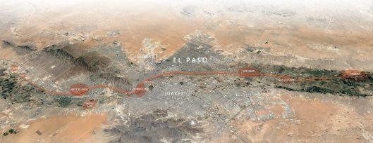 111 Mapa Juarez Paso