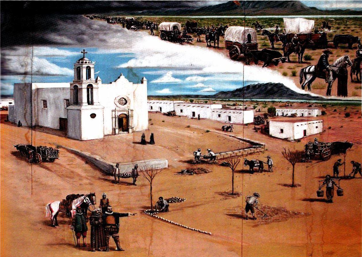 113 Mision antiguo palacio