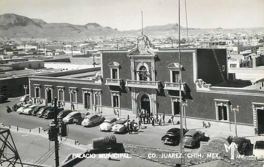 116 Palacio Municipal 50s