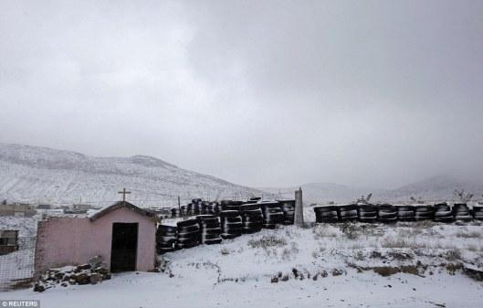 121 Nieve capilla