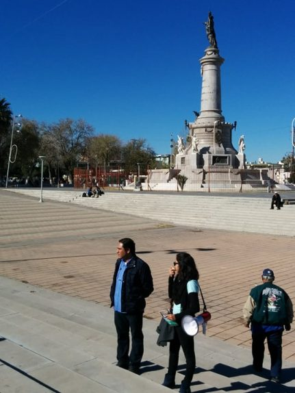 130 Caminata-monumento