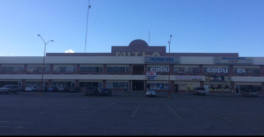 10 Mitla plaza
