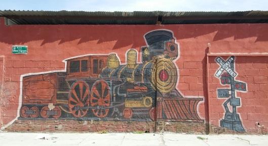 11 Irigoyen ferrocarril