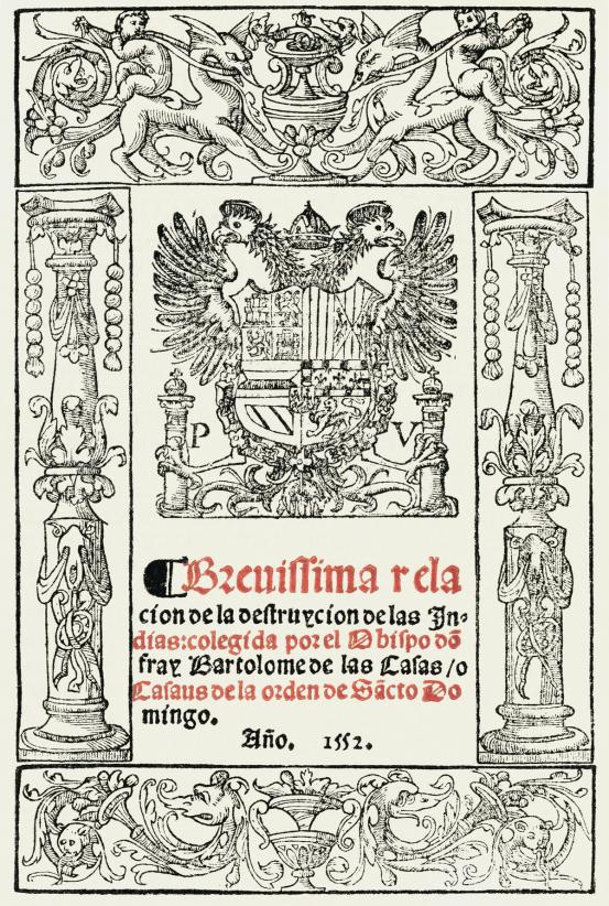 12 Casas 1552 Brevisima
