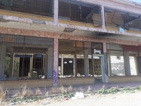 12 Casas abandonado