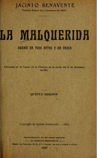 14 Benavente - Malquerida.png