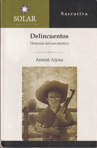 108 Arjona - Delincuentos dibujo