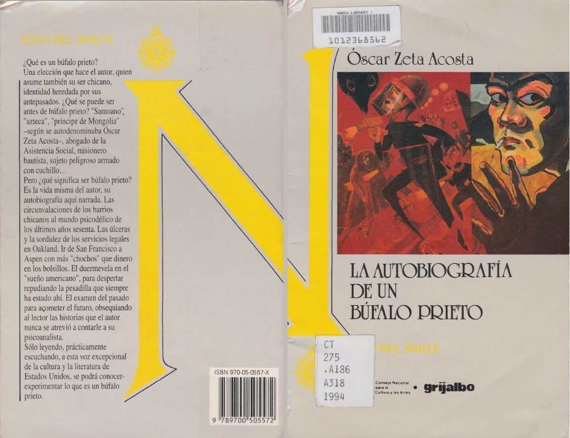 169 Acosta - Autobiografia bufalo.jpg