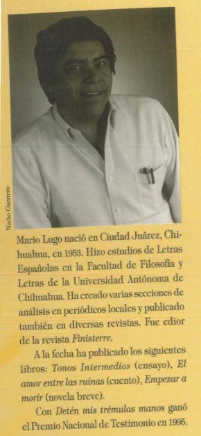 197 Mario Lugo bio.JPG