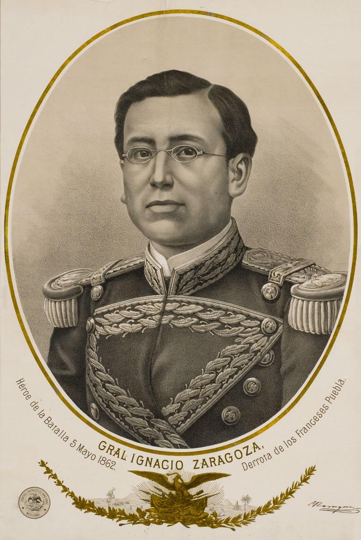 27 Ignacio Zaragoza