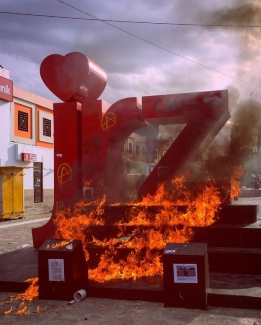 48 JRZ quemado