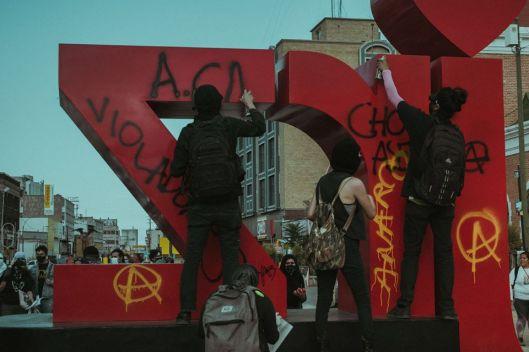 48 juarez protesta